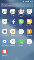 Samsung Galaxy A5 (2017) - Apps - Einrichten des App Stores - Schritt 3