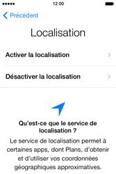 Apple iPhone 4S - Premiers pas - Créer un compte - Étape 7