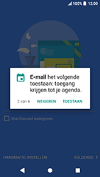 Sony Xperia X Compact (F5321) - Android Oreo - E-mail - Handmatig instellen (outlook) - Stap 11