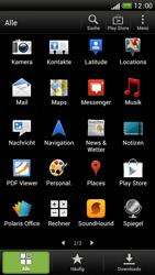 HTC One S - Apps - Installieren von Apps - Schritt 4