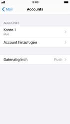 Apple iPhone SE - iOS 14 - E-Mail - Manuelle Konfiguration - Schritt 26
