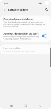 Samsung Galaxy S10e - Software update - update installeren zonder PC - Stap 5