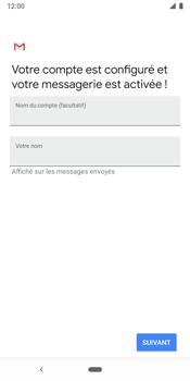 Google Pixel 3 - E-mails - Ajouter ou modifier votre compte Outlook - Étape 11
