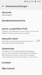 Samsung Galaxy J5 (2016) DualSim - Internet - Manuelle Konfiguration - 2 / 2