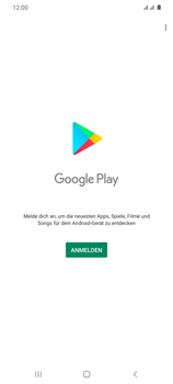 Samsung Galaxy S20 Ultra 5G - Apps - Einrichten des App Stores - Schritt 4