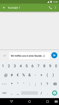 Motorola Google Nexus 6 - MMS - Erstellen und senden - 11 / 20