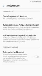Samsung Galaxy A5 (2017) - Fehlerbehebung - Handy zurücksetzen - 1 / 1
