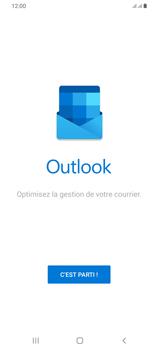 Samsung Galaxy A42 5G - E-mails - Ajouter ou modifier votre compte Outlook - Étape 5
