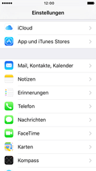Apple iPhone 5s - E-Mail - Konto einrichten (gmail) - 3 / 13