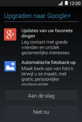 Samsung Galaxy Young2 (SM-G130HN) - Applicaties - Account aanmaken - Stap 21