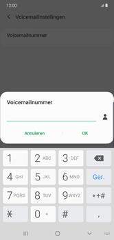 Samsung galaxy-note-10-plus-single-sim-sm-n975f - Voicemail - Handmatig instellen - Stap 11