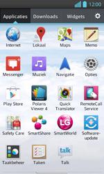 LG P710 Optimus L7 II - WiFi - Handmatig instellen - Stap 4