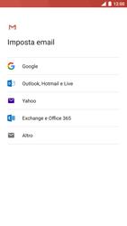 Nokia 8 - E-mail - configurazione manuale - Fase 7