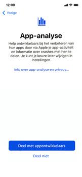 Apple iphone-11-model-a2221 - Instellingen aanpassen - Nieuw toestel instellen - Stap 46