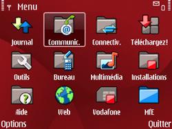 Nokia E63 - MMS - Configuration automatique - Étape 4