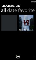 LG E900 Optimus 7 - E-mail - Sending emails - Step 8