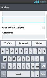 LG P710 Optimus L7 II - E-Mail - Konto einrichten - Schritt 7