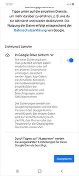 Samsung Galaxy Note 20 5G - Apps - Einrichten des App Stores - Schritt 19
