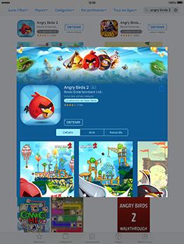 Apple iPad mini 4 iOS 10 - Applications - Télécharger des applications - Étape 12