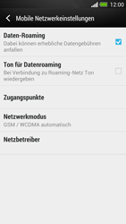HTC One - Internet - Apn-Einstellungen - 6 / 26