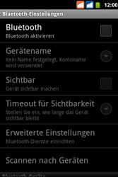 BASE Varia - Bluetooth - Geräte koppeln - Schritt 8