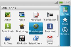 HTC A810e ChaCha - WLAN - Manuelle Konfiguration - Schritt 3