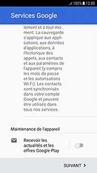 Samsung Galaxy J3 (2017) - Applications - Créer un compte - Étape 17