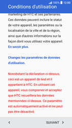 HTC Desire 530 - Premiers pas - Créer un compte - Étape 4