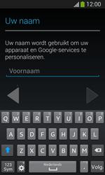 Samsung Galaxy S3 Mini VE (I8200N) - Applicaties - Account aanmaken - Stap 5