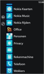Nokia Lumia 710 - E-mail - E-mail versturen - Stap 3