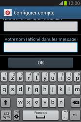 Samsung Galaxy Fame Lite - E-mail - configuration manuelle - Étape 21