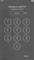 Apple iPhone SE - Premiers pas - Créer un compte - Étape 5