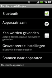 HTC A6363 Legend - bluetooth - aanzetten - stap 7