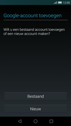 Huawei Ascend G7 - apps - account instellen - stap 3