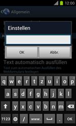 Samsung Galaxy S II - Internet und Datenroaming - Manuelle Konfiguration - Schritt 22