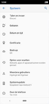 Nokia 5-1-plus-dual-sim-ta-1105-android-pie - Resetten - Fabrieksinstellingen terugzetten - Stap 6