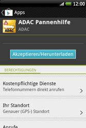 HTC Wildfire S - Apps - Herunterladen - 20 / 22