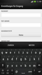 HTC One Mini - E-Mail - Konto einrichten - Schritt 9