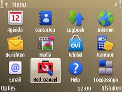 Nokia E72 - bluetooth - aanzetten - stap 3