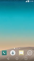 LG Spirit 4G - Operazioni iniziali - Installazione di widget e applicazioni nella schermata iniziale - Fase 3