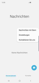 Samsung Galaxy S10 - SMS - Manuelle Konfiguration - Schritt 6