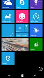Microsoft Lumia 535 - Operazioni iniziali - Personalizzazione della schermata iniziale - Fase 6