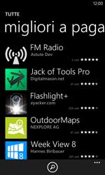 Nokia Lumia 1020 - Applicazioni - Installazione delle applicazioni - Fase 10