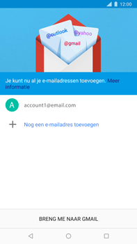 Nokia 8 Sirocco - E-mail - Account instellen (POP3 zonder SMTP-verificatie) - Stap 21