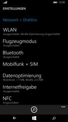 Microsoft Lumia 640 - Ausland - Auslandskosten vermeiden - Schritt 6