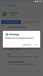 Nokia 8 - Apps - Eine App deinstallieren - Schritt 8