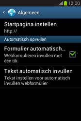 Samsung S6810P Galaxy Fame - Internet - handmatig instellen - Stap 26