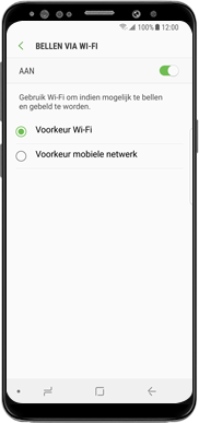 Samsung Galaxy J5 (2016) - Bellen - bellen via wifi (VoWifi) - Stap 9