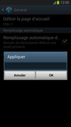 Samsung Galaxy S III - Internet et roaming de données - Configuration manuelle - Étape 22