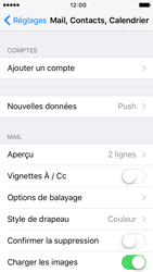 Apple iPhone 5 iOS 9 - E-mail - Configuration manuelle (gmail) - Étape 4